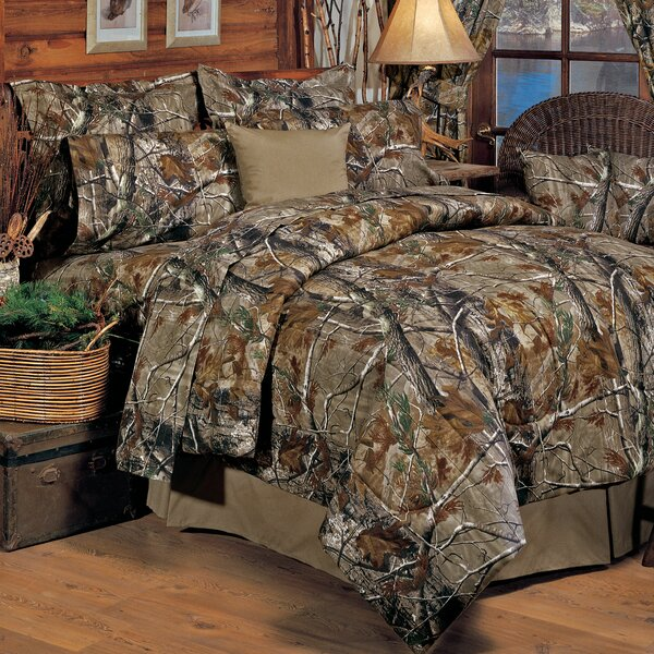 Realtree All Purpose Sheet Set by Realtree Bedding