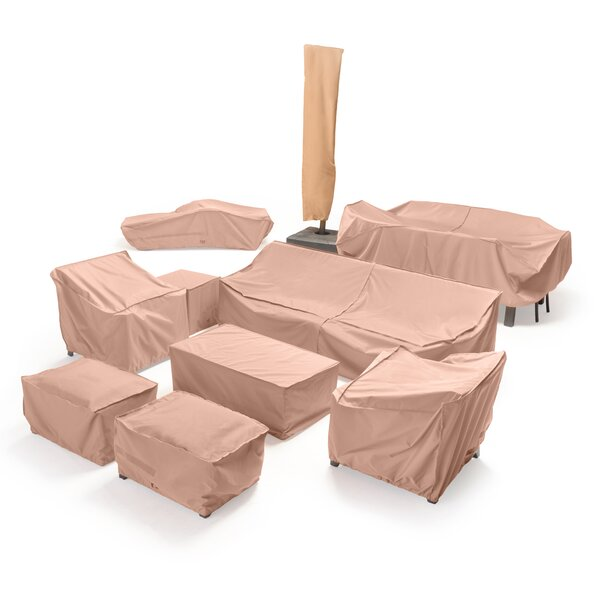 Heavy Duty Furniture Cover Set by Freeport Park