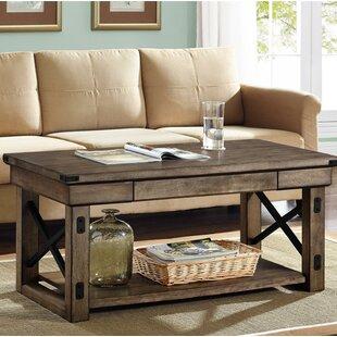 Compare Gladstone Coffee Table ByLaurel Foundry Modern Farmhouse