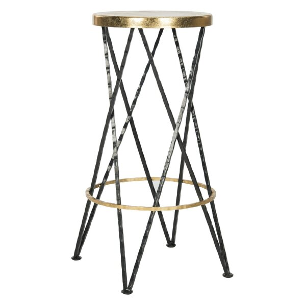 Gonzalo 30 Bar Stool by Mistana