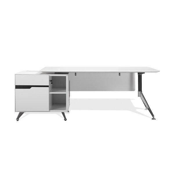 Berna Collection Desk by Symple Stuff