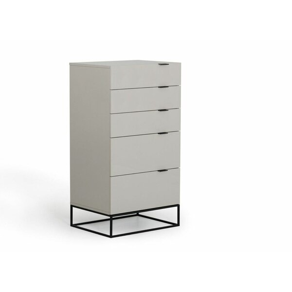 Clower 5 Drawer Chest by Orren Ellis