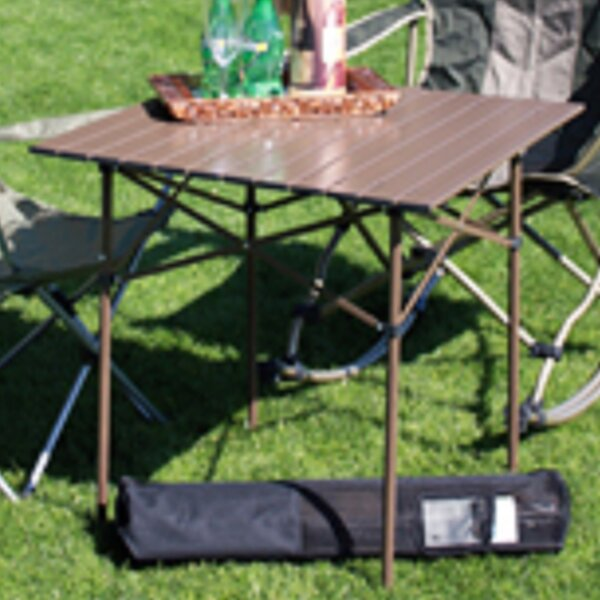 Marlo Metal Camping Table by Ebern Designs