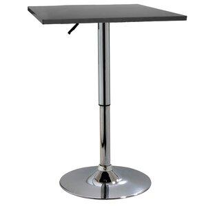 Madeline Adjustable Height Pub Table by Zipcode Design