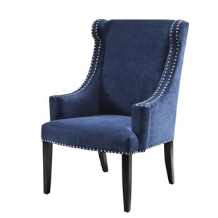 Marcel Wingback Chair by Madison Park
