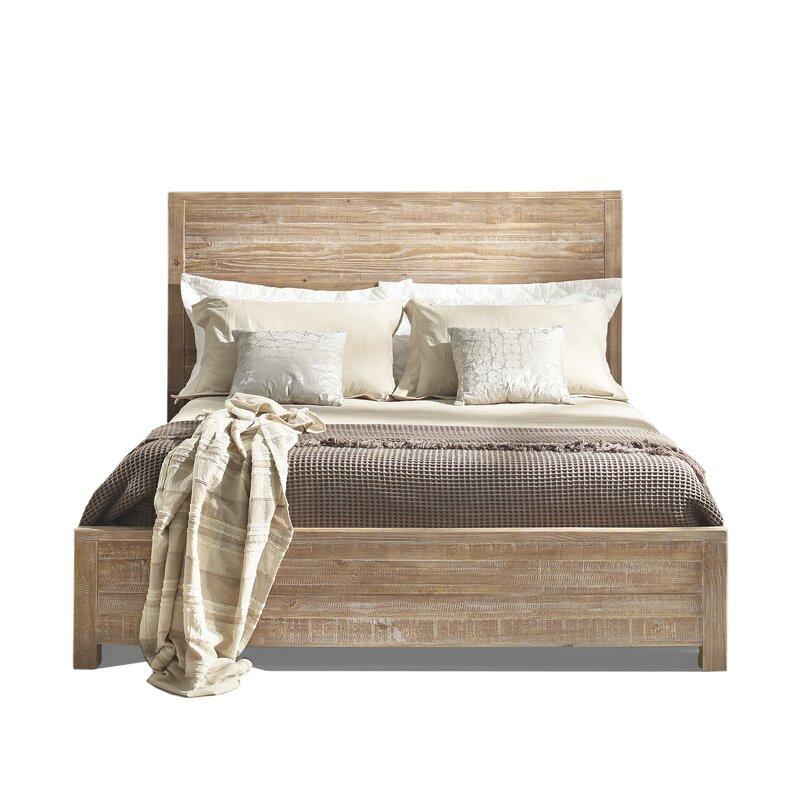Montauk Panel Bed Full
