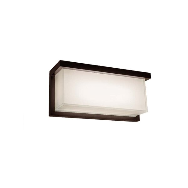 Ledge Outdoor Sconce by Modern Forms