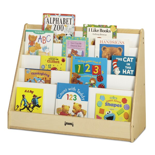 Flushback Book Display by Jonti-Craft