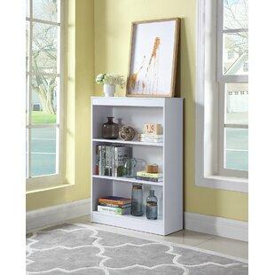 Hillside Standard Bookcase August Grove