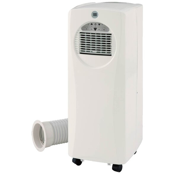 10,000 BTU Portable Air Conditioner with Remote by Sunpentown
