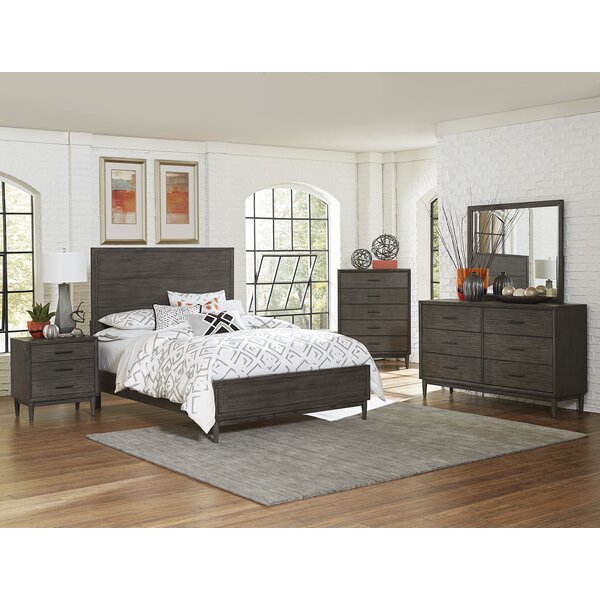 Beaverton Panel Configurable Bedroom Set by Wrought Studio
