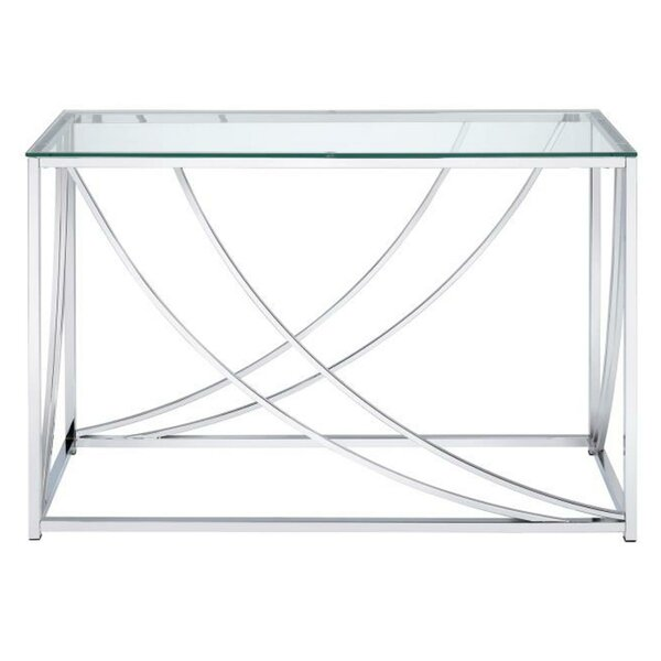 Orren Ellis White Console Tables
