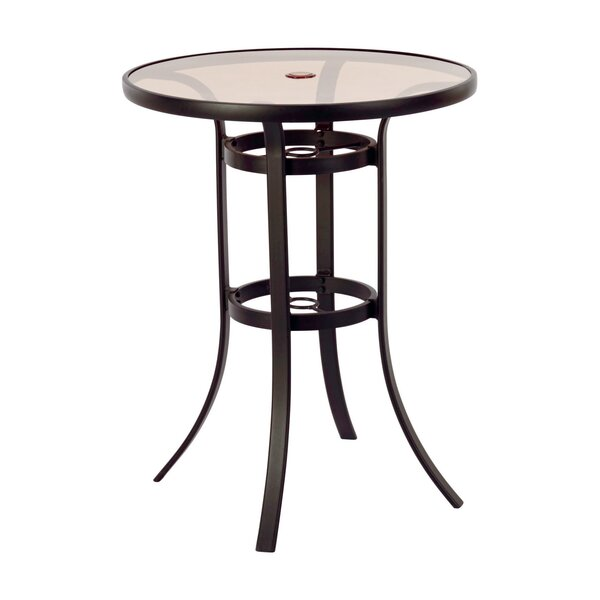 Whipton Balcony Bistro Table by Charlton Home