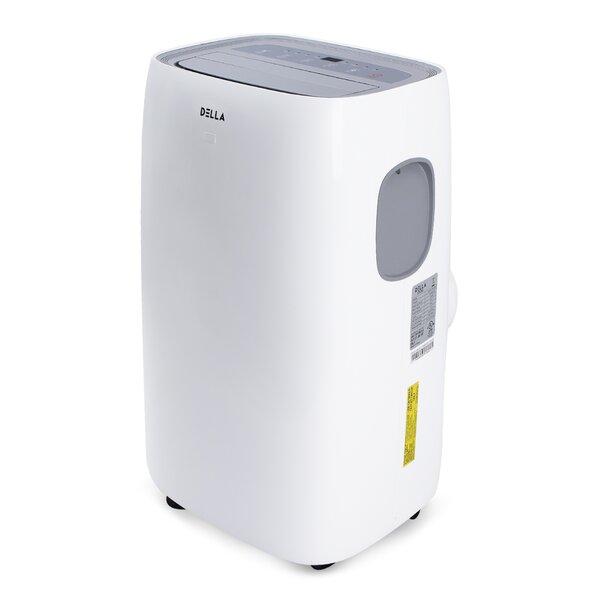 10,000 BTU Portable Air Conditioner with Remote and WiFi Control by Della