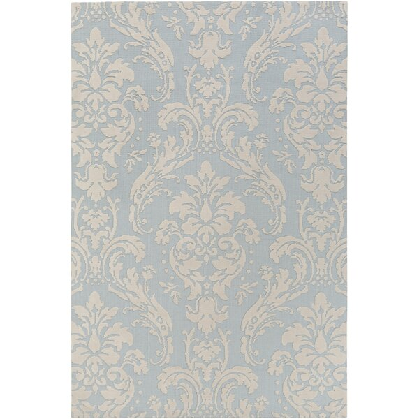 Lade Mint/Beige Area Rug by House of Hampton