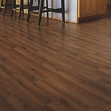 Fieldview Plus 8 x 47 x 7.14mm Oak Laminate Flooring in Brown by Mohawk Flooring
