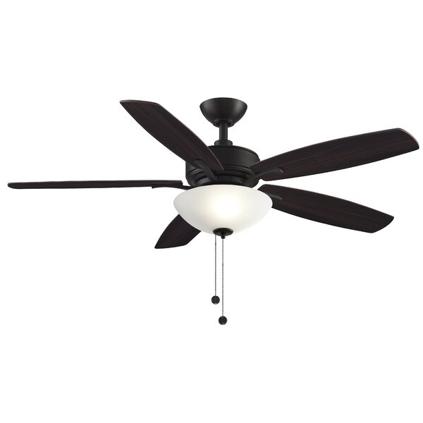 52 Aire Deluxe 5 Blade Ceiling Fan by Fanimation