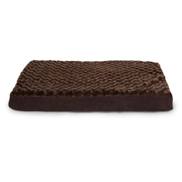 Boris Ultra Plush Cooling Gel Foam Pet Bed by Tucker Murphy Pet