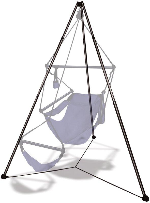 hammaka tripod hanging aluminum hammock chair stand & reviews