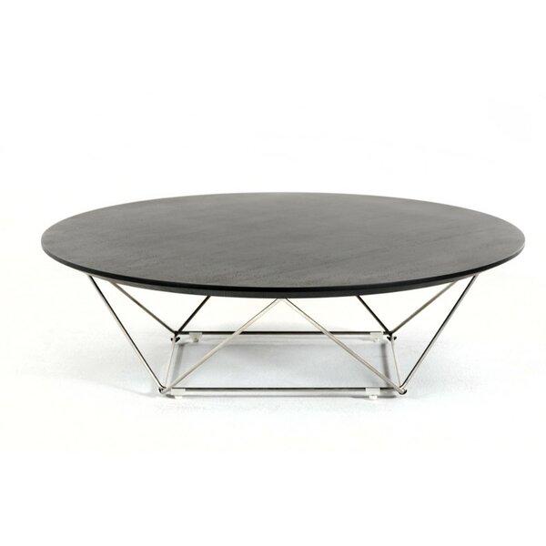 Clarita Coffee Table With Tray Top By Brayden Studio