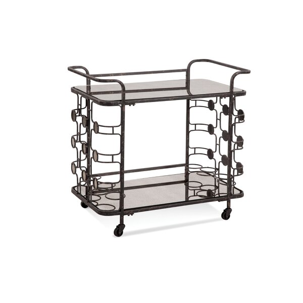 Irina Bar Cart by Bungalow Rose