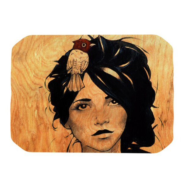Bra Placemat by KESS InHouse