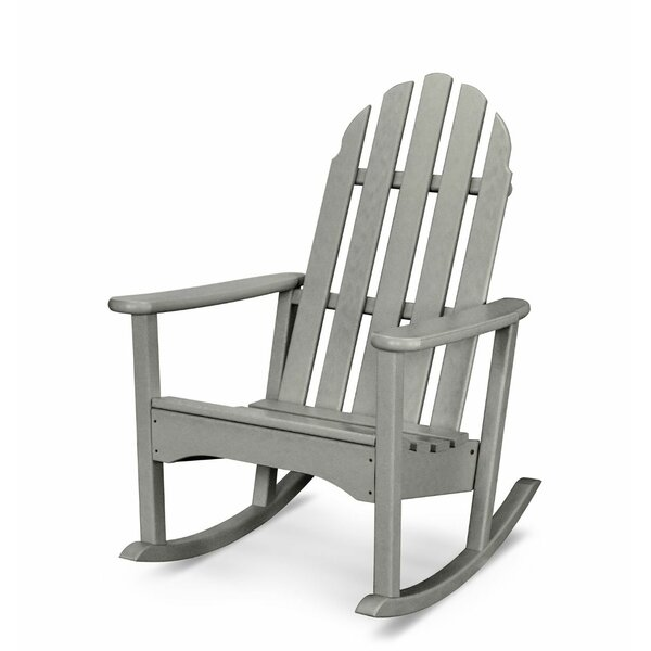 Classic Adirondack Recycled Plastic Chair by POLYWOOD POLYWOOD®