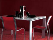 FOUR Table by Kartell