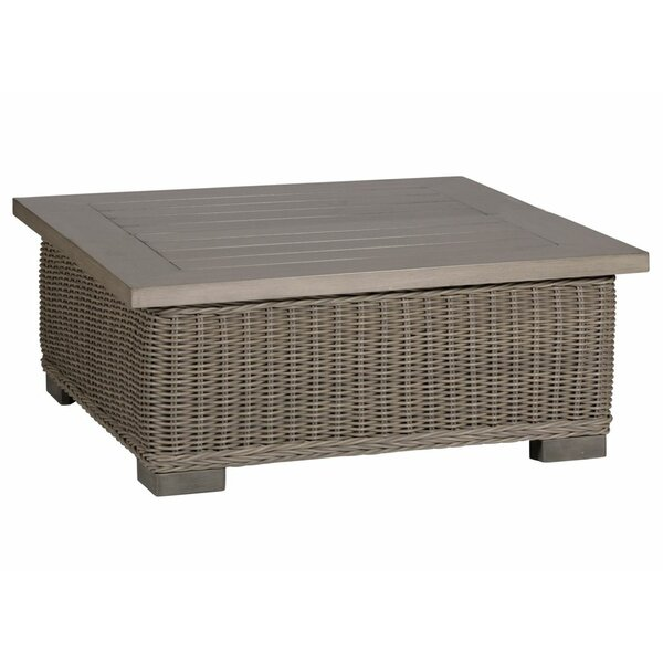 Rustic Coffee Table by Summer Classics Summer Classics