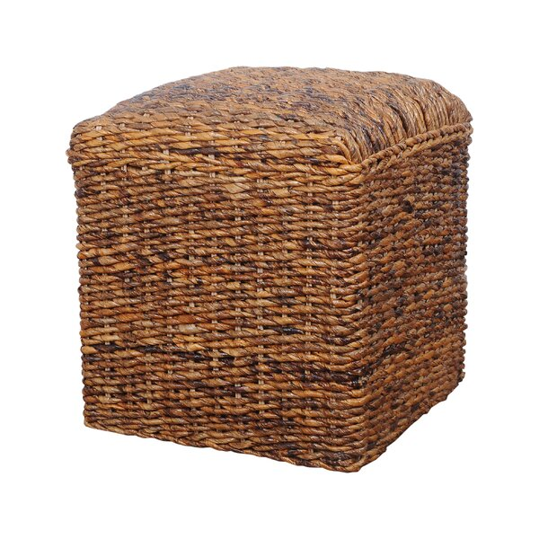 Tilley Cube Ottoman by World Menagerie