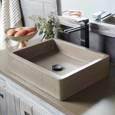 Undermount Sink Rectangular Earth photo