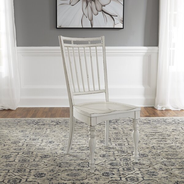 Tiphaine Dining Chair (Set of 2) by Ophelia & Co.