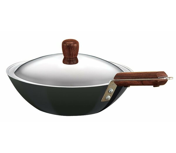 5 Frying Pan with Lid by Futura