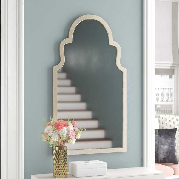 Arch Top Vertical Wall Mirror by Willa Arlo Interiors