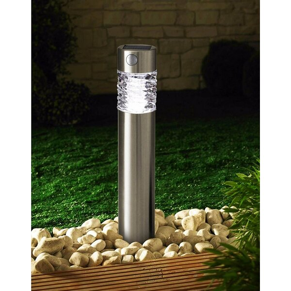 Solar Power 10-Light Pathway Light with Motion Sensor by Myfuncorp