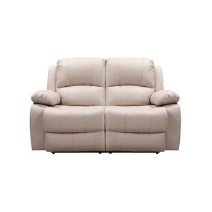 Timmerman Leather Reclining Loveseat