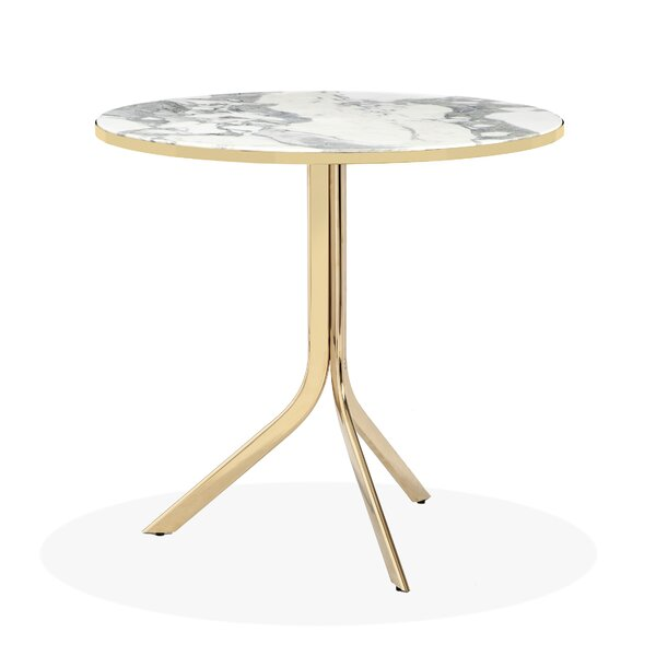 Carina Stone Bistro Table by Interlude
