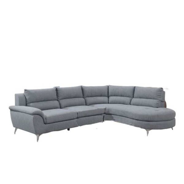 Chanal Symmetrical Sectional By Orren Ellis