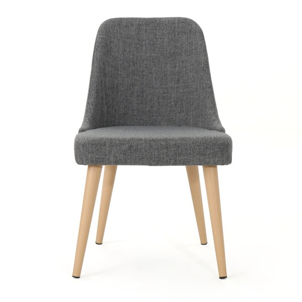 Deonte Upholstered Dining Chair (Set of 2) by Corrigan Studio