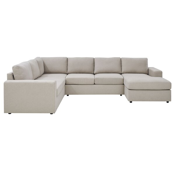 Find Out The New Reversible Modular Sectional by Ebern Designs by Ebern Designs