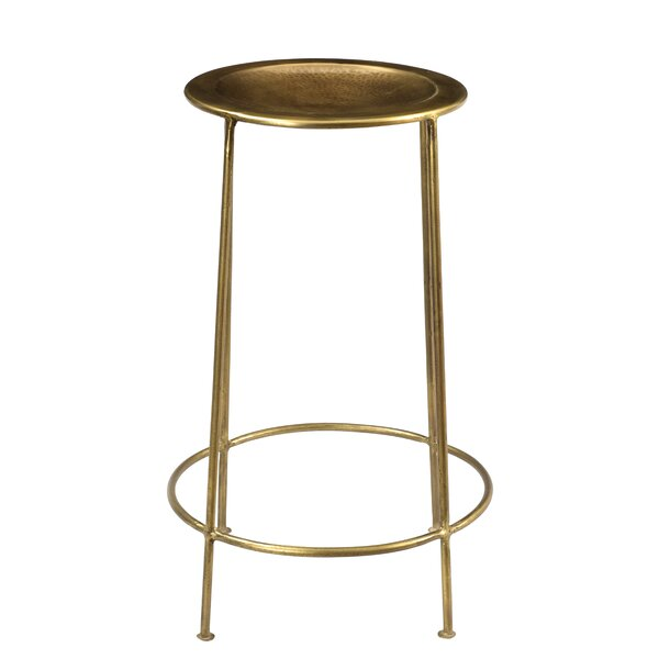 Harney Counter & Bar Stool (Set Of 2) By Everly Quinn