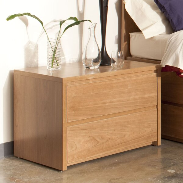 Kadon 2 Drawer Dresser by Orren Ellis