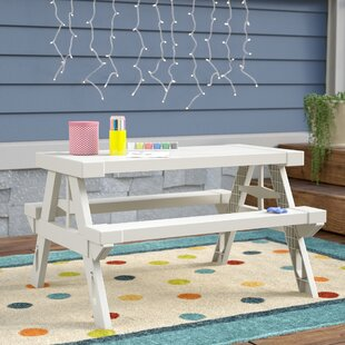 Fine Ruth Kids Rectangular Picnic Table Onthecornerstone Fun Painted Chair Ideas Images Onthecornerstoneorg