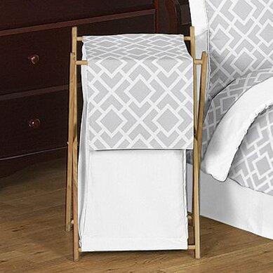 Diamond Laundry Hamper by Sweet Jojo Designs