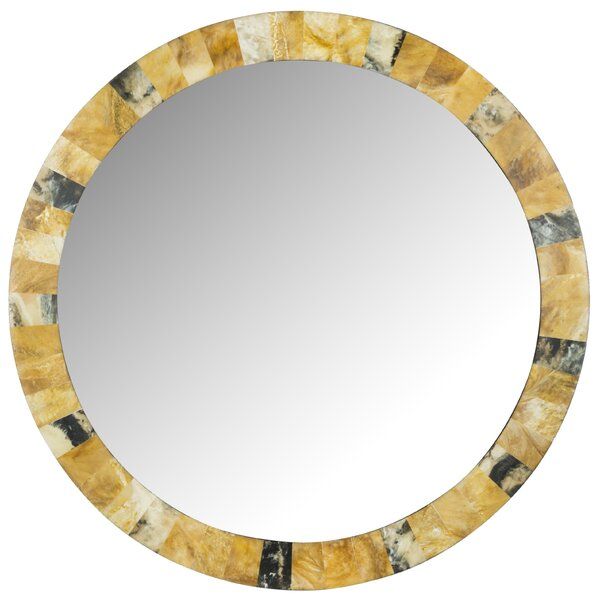Lydia Artisan Wall Mirror by Safavieh