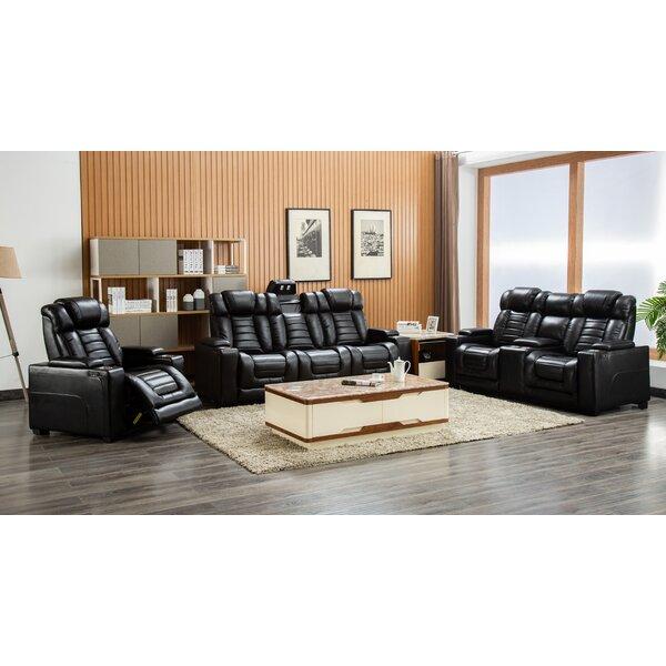 Alkire Reclining Configurable Living Room Set By Red Barrel Studio