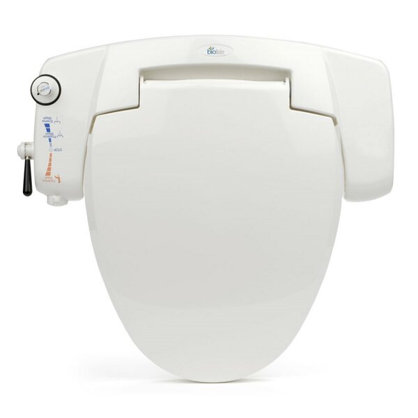 Premium Non-Electric Warm Water Toilet Seat Bidet by Danco