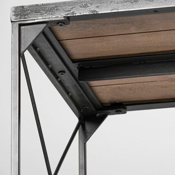 Bernadette Wood Bench by Williston Forge Williston Forge