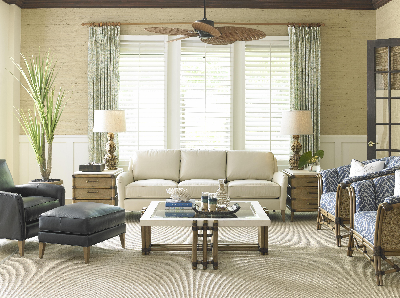 Tommy Bahama Home Twin Palms Configurable Living Room Set   Wayfair