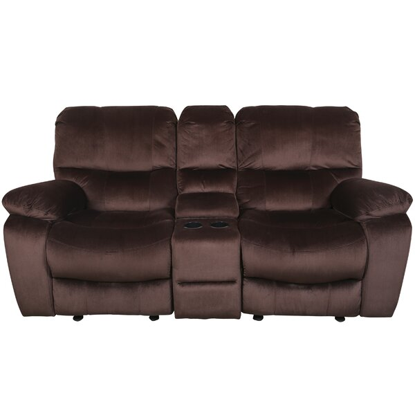 Discover A Stunning Selection Of Rashida Modern Reclining Loveseat by Red Barrel Studio by Red Barrel Studio